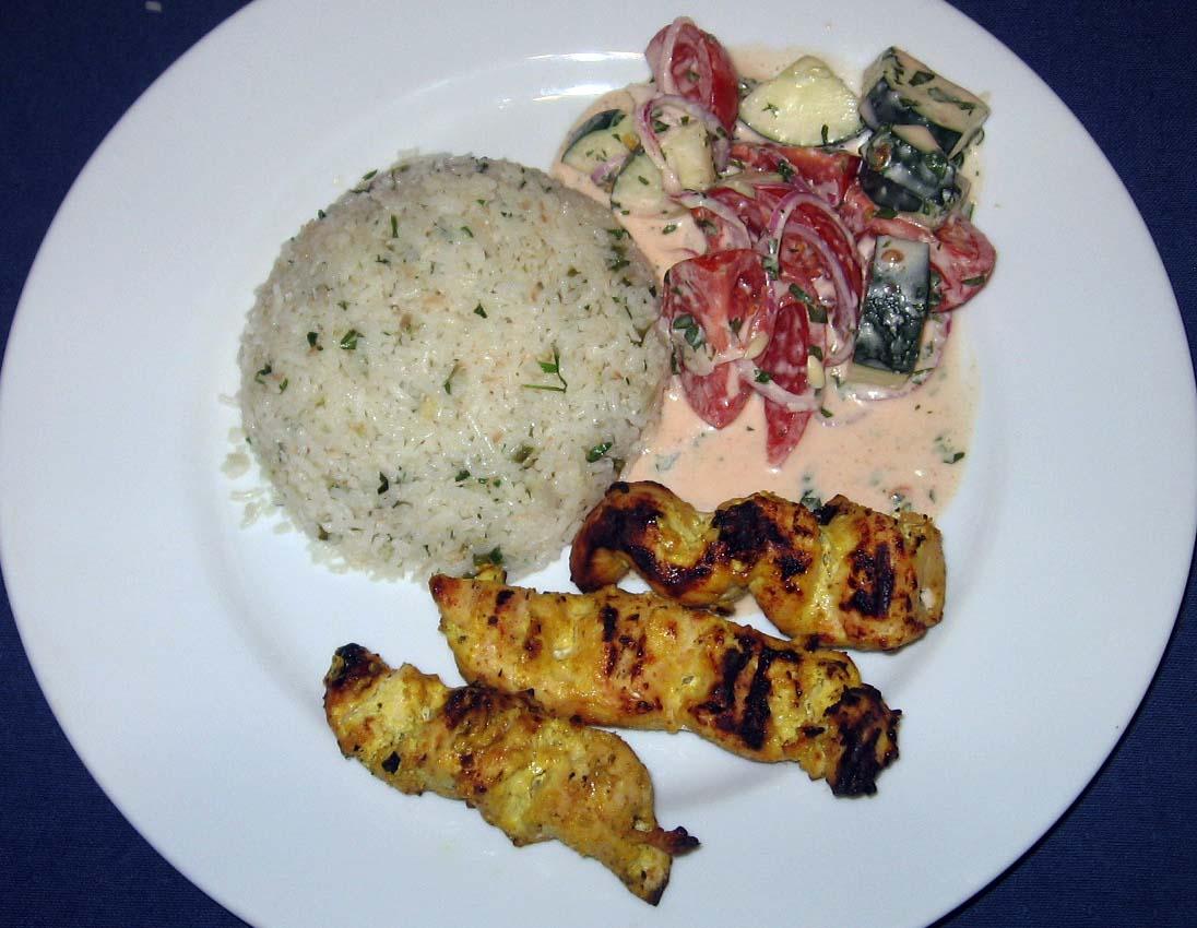 tikka masala butter chicken chicken tikka makhani chicken tikka salad ...